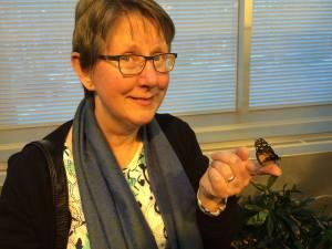 Rev Lori butterfly