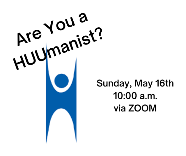 16 May 2021 Huumanist