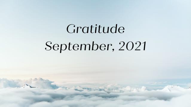 2021 September Banner